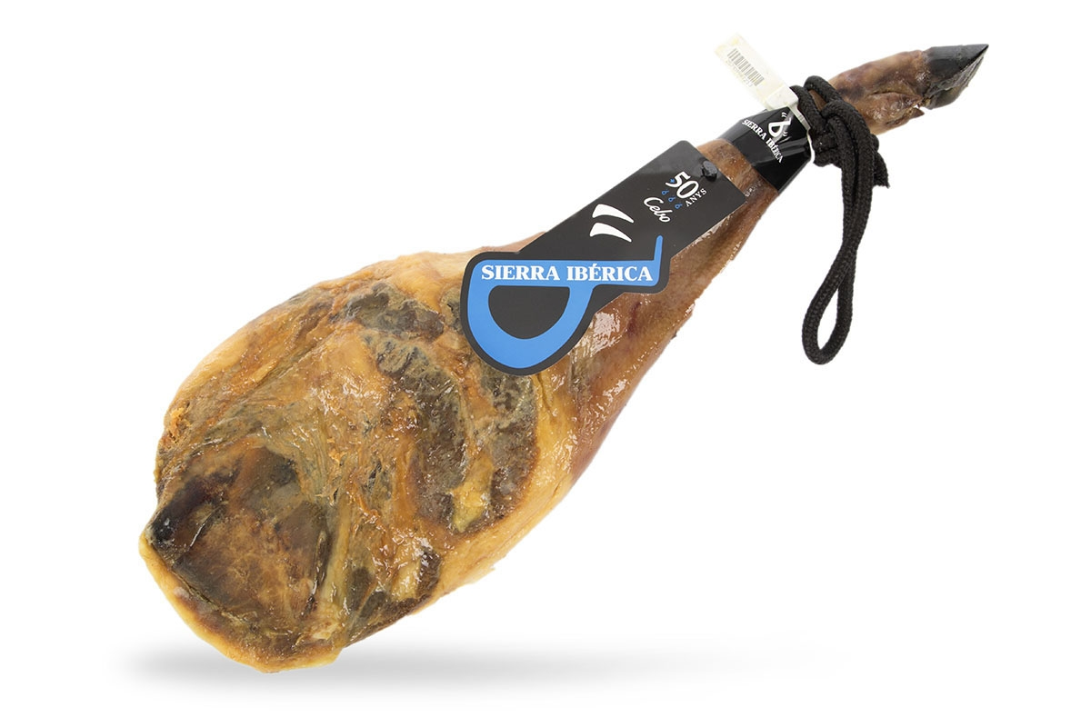 Cebo Ham Shoulder 3b 50% Breed